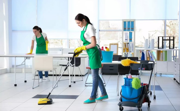 Commercial Cleaning in Port Melbourne
