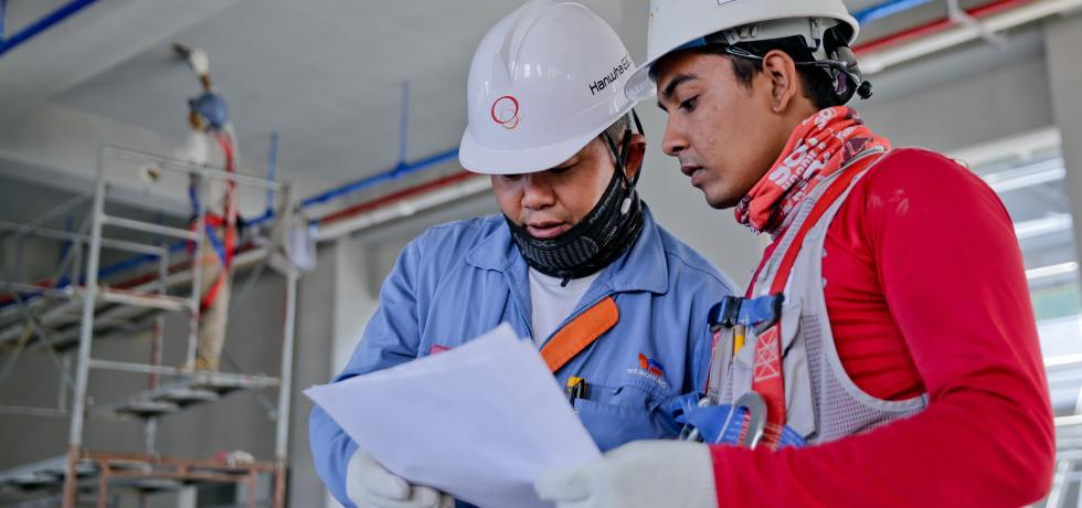 recruit skilled labour