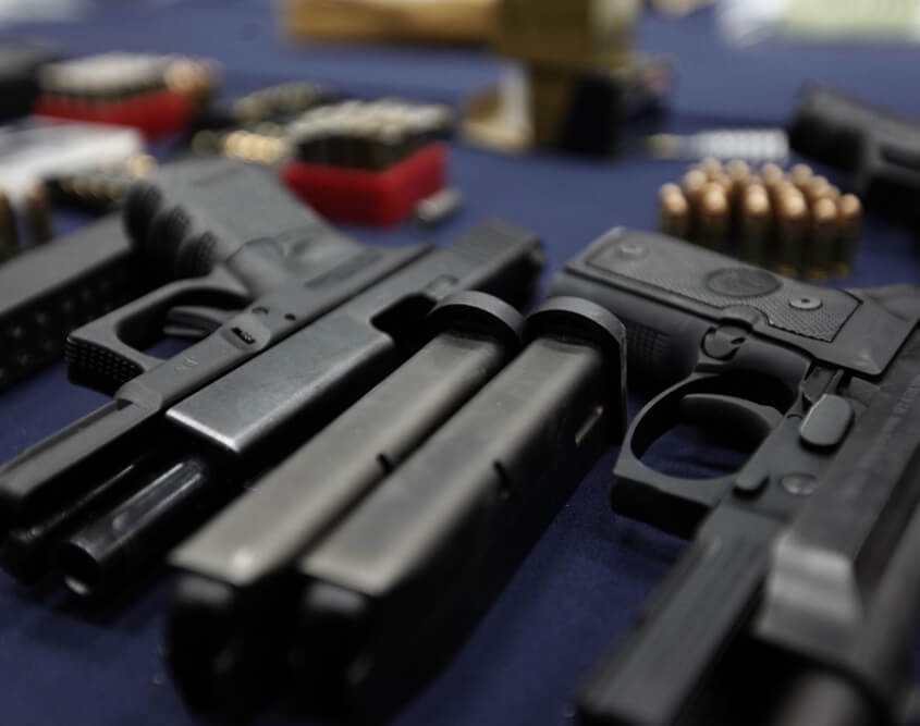 What you need to know about Firearm Storage