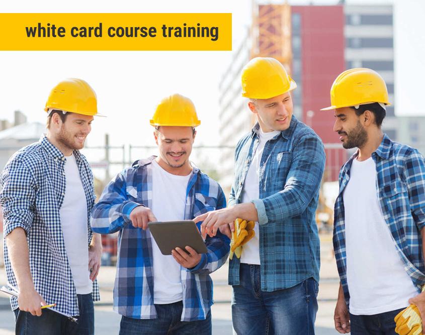 White Card Course Melbourne